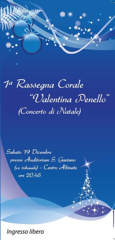 Coro Valentina Penello