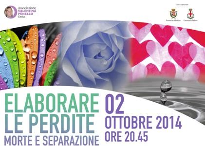 2014-Locandina convegno lutto di ottobre2