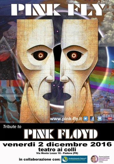 Pink Flly Teataro ai colli Padova