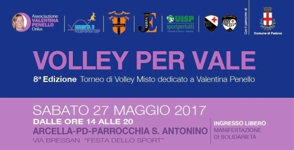 Volley Per Vale 2107